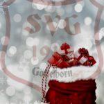 Weihnachts- und Neujahrs Wünsche