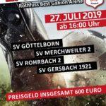 Sportfest beim SVG 27. und 28. Juli