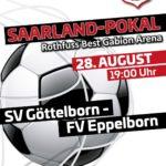 Saarlandpokal 28. August