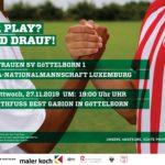DFB Spieltag